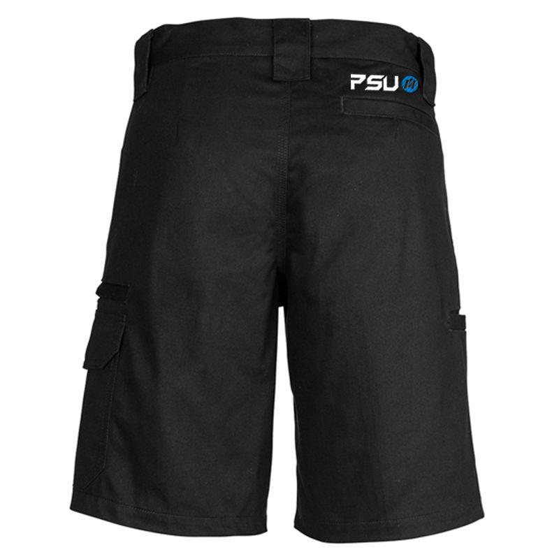 ZWL011 Ladies Plain Utility Custom Work Wear Shorts
