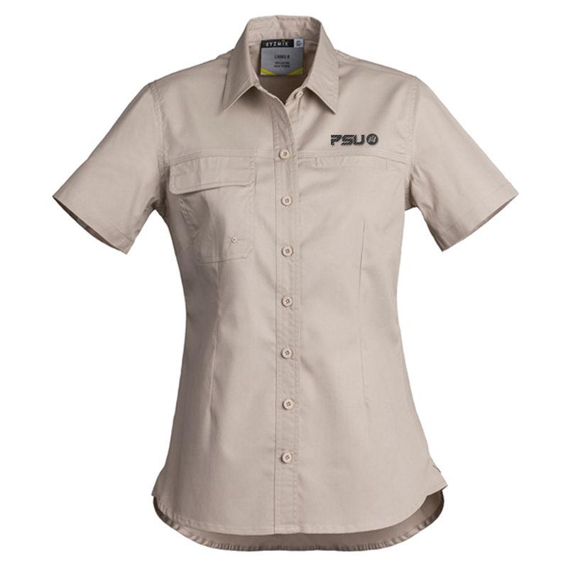 ZWL120 Ladies Lightweight Tradie Personalised Work Shirts