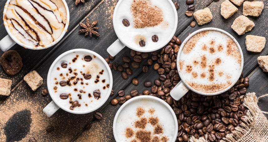 Coffee Mugs, Cups and Saucers