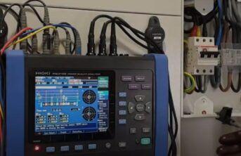 power quality meter Hioki