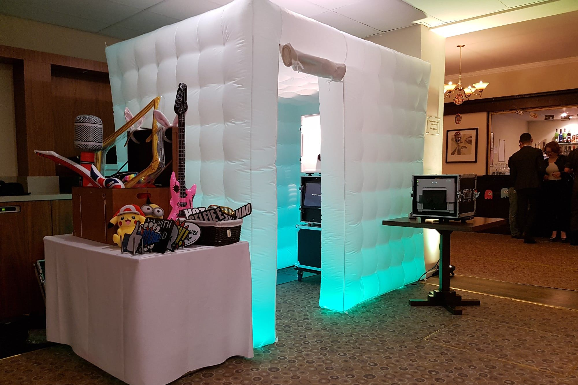Bliss Inflatable Photo Booth