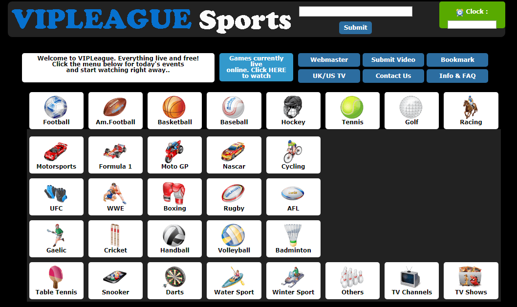 vipleague-sport-online-free-sports-streaming-sites