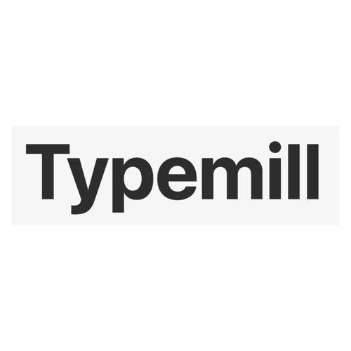 Typemill
