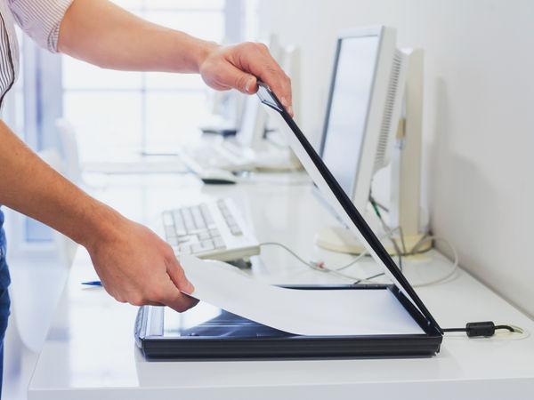 Welchen Dokumentenscanner soll ich kaufen?