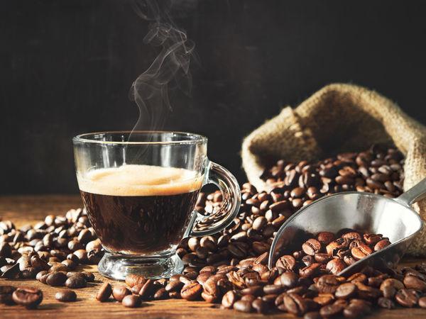 Kaffee und Zubehör