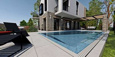 Kemer In Fethiye Luxury Villas - Private pool