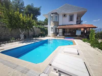 Nature View Villa - Kadikoy, Fethiye - Detached villa