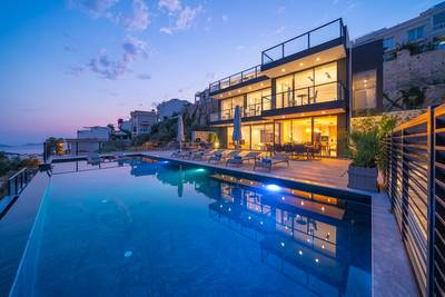 Quality New Build Kalkan Villa