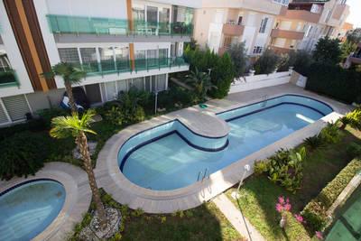Lara Modern Duplex Penthouse - Antalya