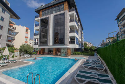 Central Alanya Luxury Penthouse