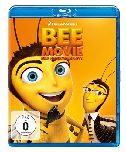 Bee-Movie-Das-Honigkomplott-Bluray-1327-Blu-ray-D-E