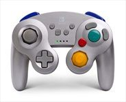 Nintendo-GameCube-Style-Controller-Silver-Switch-D-F-I-E