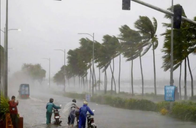 weather forecast imd heavy rain hailstorm alert in many state