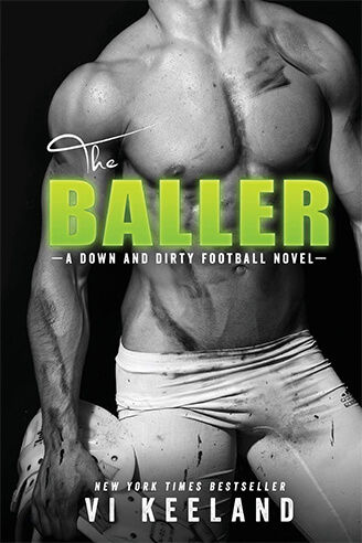 Book Cover - The Baller by Vi Keeland