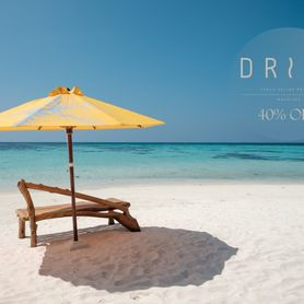 BEACH VILLA / Drift Thelu Veligaa Retreat / 8 Nights