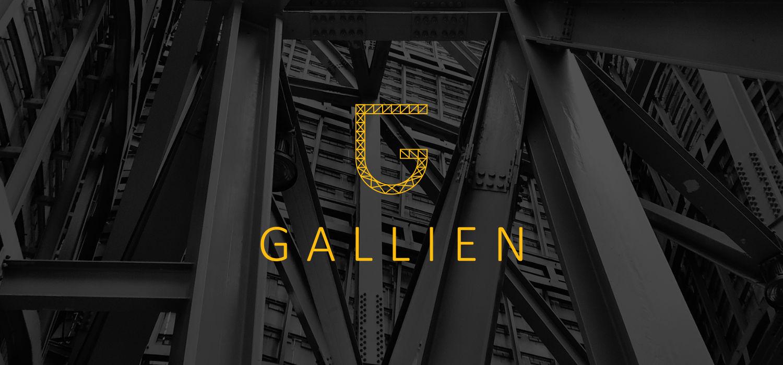 gallien logo overlay