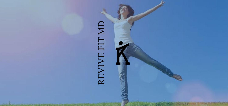 Revive fitness logo