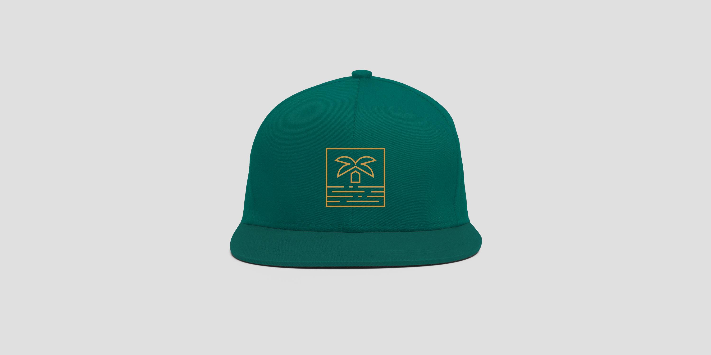 GLG cap mockup