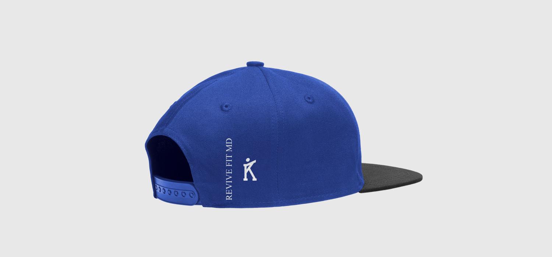 Revive fitness logo on cap