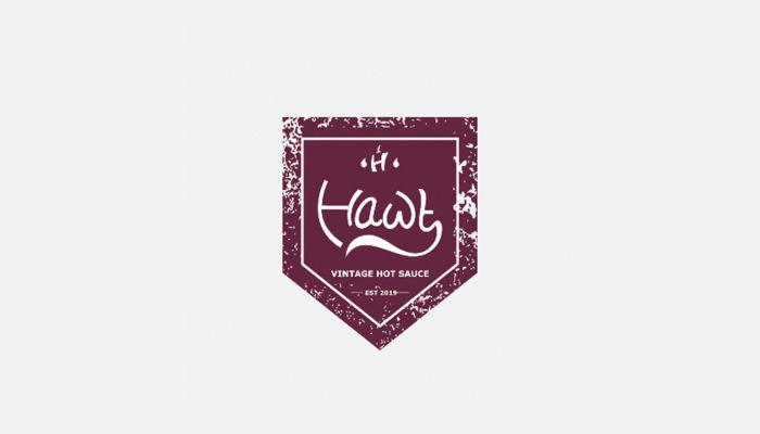 hawt full logo texture
