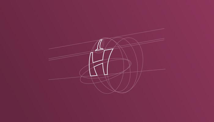 hawt logo grid