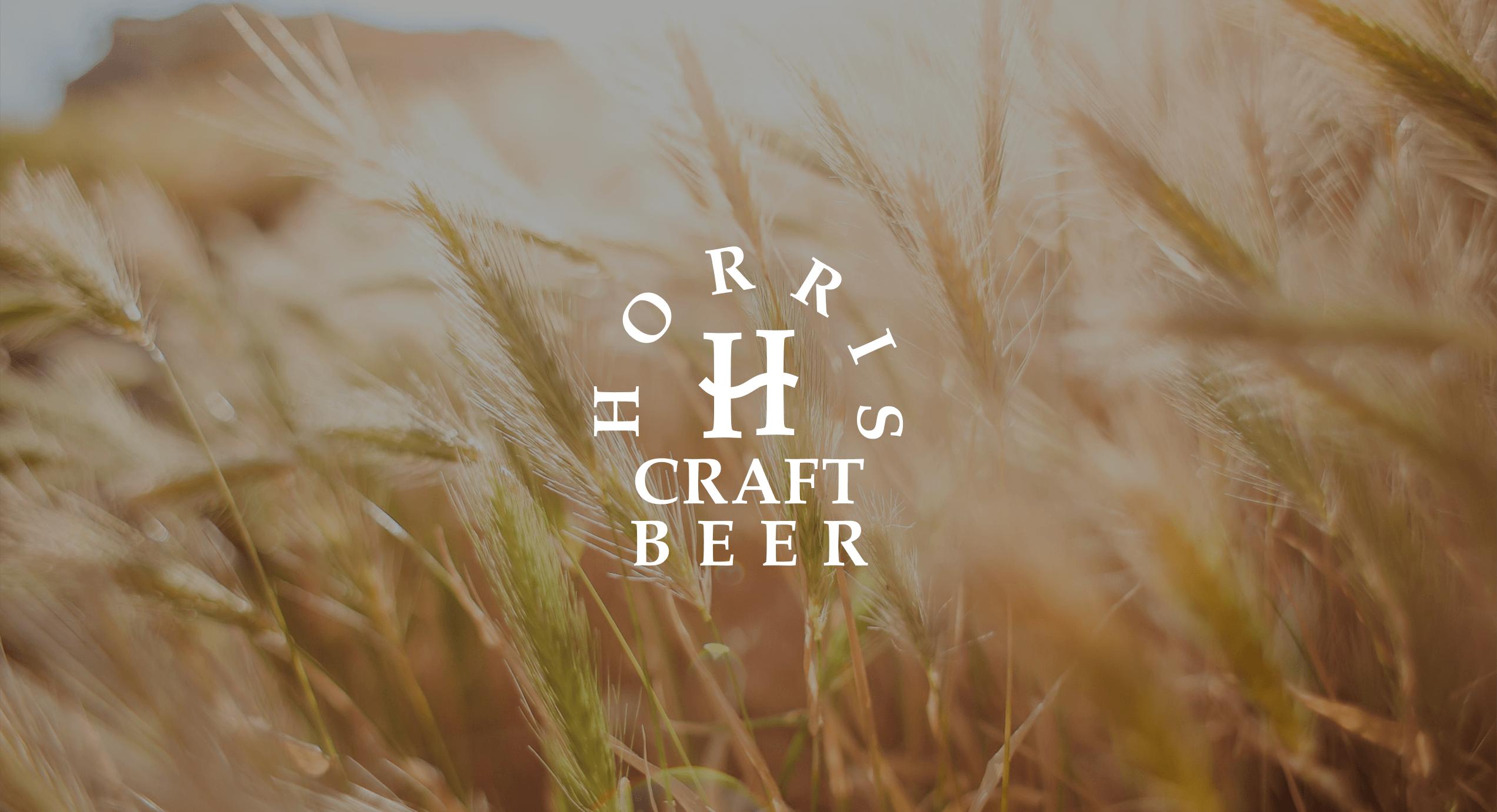 horris logo overlay