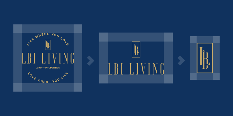 lbi logo for different applications
