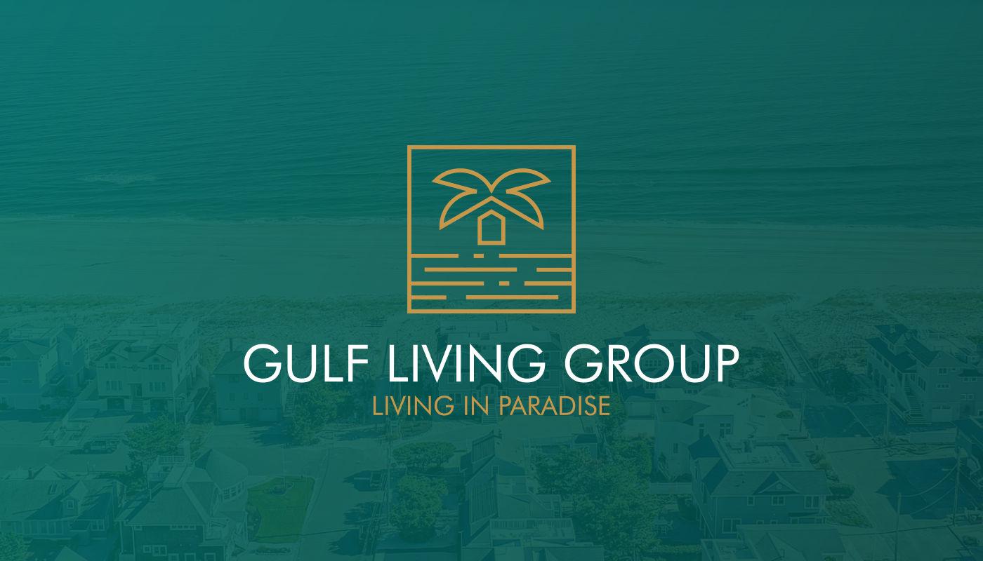 Gulf Living Group branding