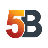 5B Logo