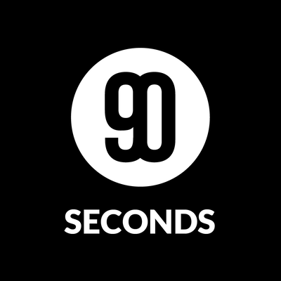 90 Seconds Logo