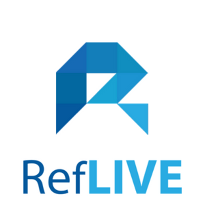 RefLIVE Logo