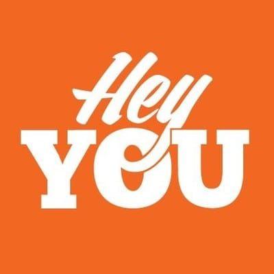 Hey You Logo