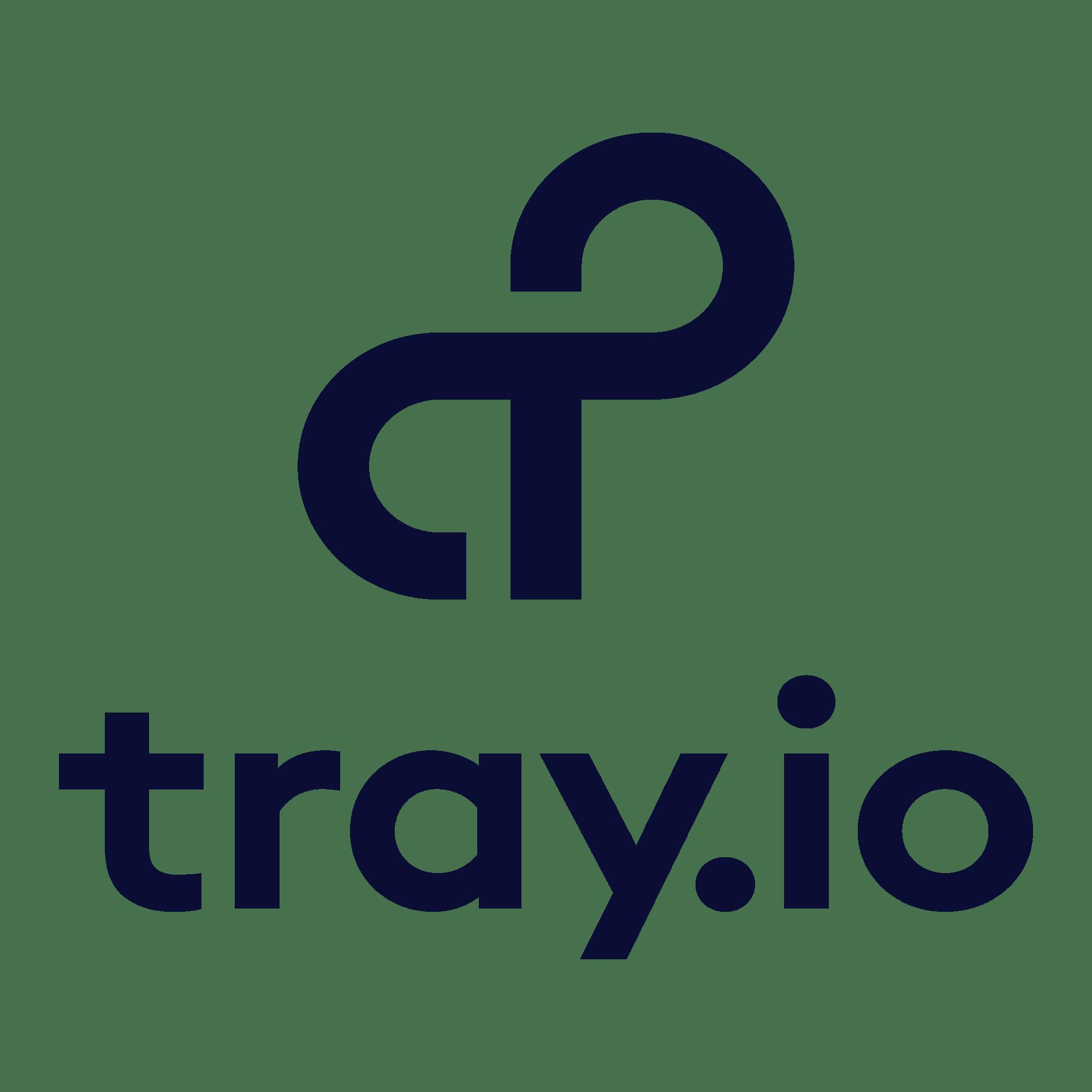 Tray.io Logo
