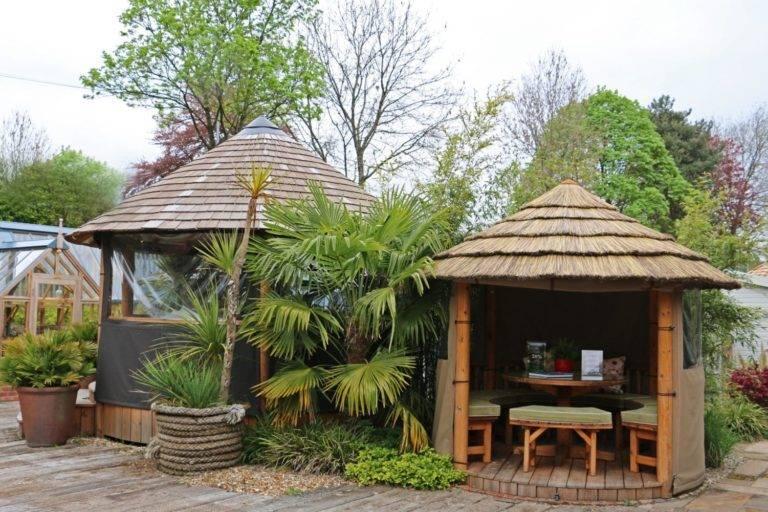 Breeze House Staffordshire Showsite