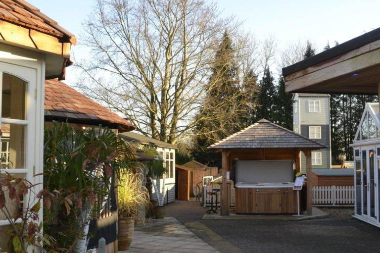 Breeze House Wiltshire Showsite