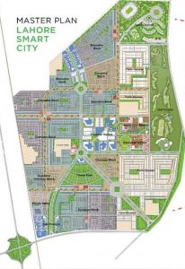 master-plan-of-Smart-City-Lahore