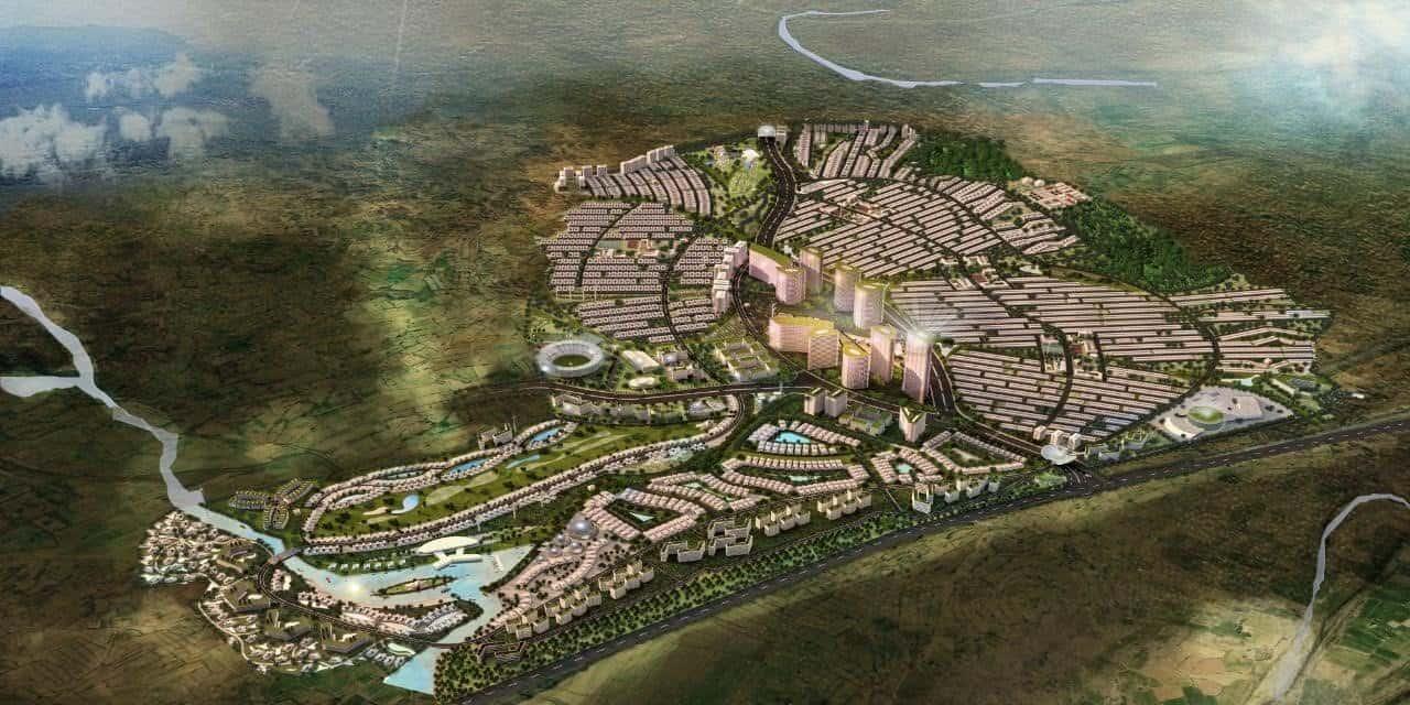 mivida city master plan