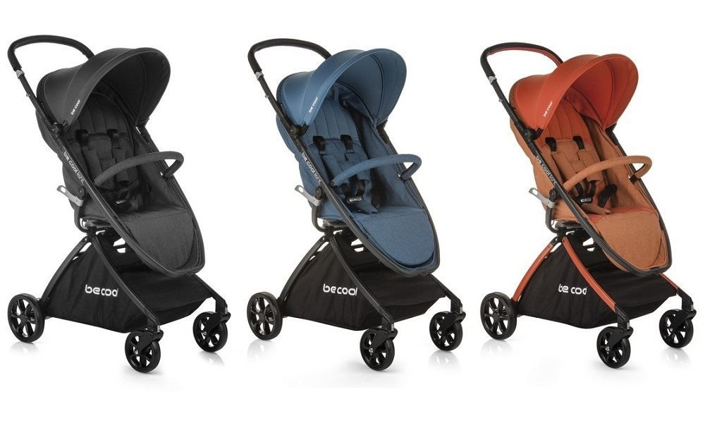 Be Cool Light newborn passeggino leggero 2020