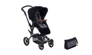 Jane Epic passeggino 2020 T34 Jet Black