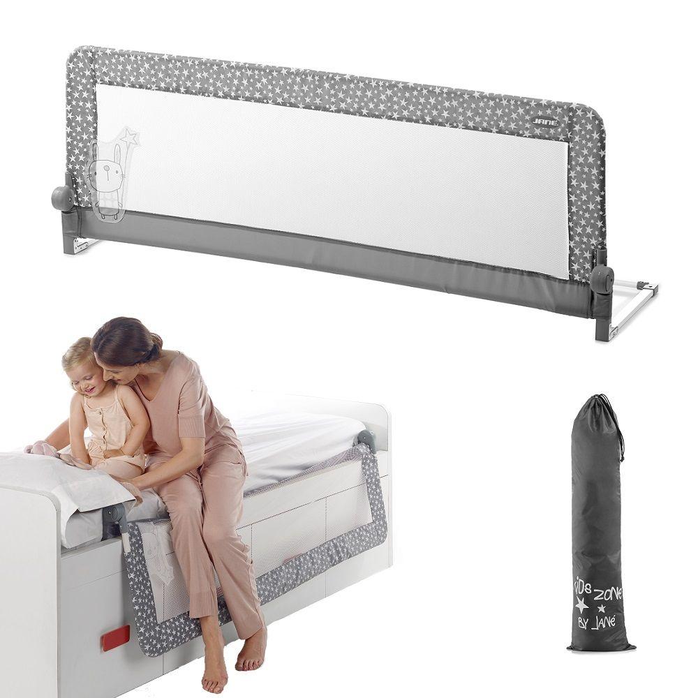 Jane Spondina barriera letto sponda 150cm ribaltabile con snodo alto