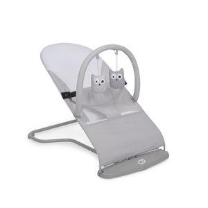MS Lullaby sdraietta ergonomica reclinabile 1115 grigio