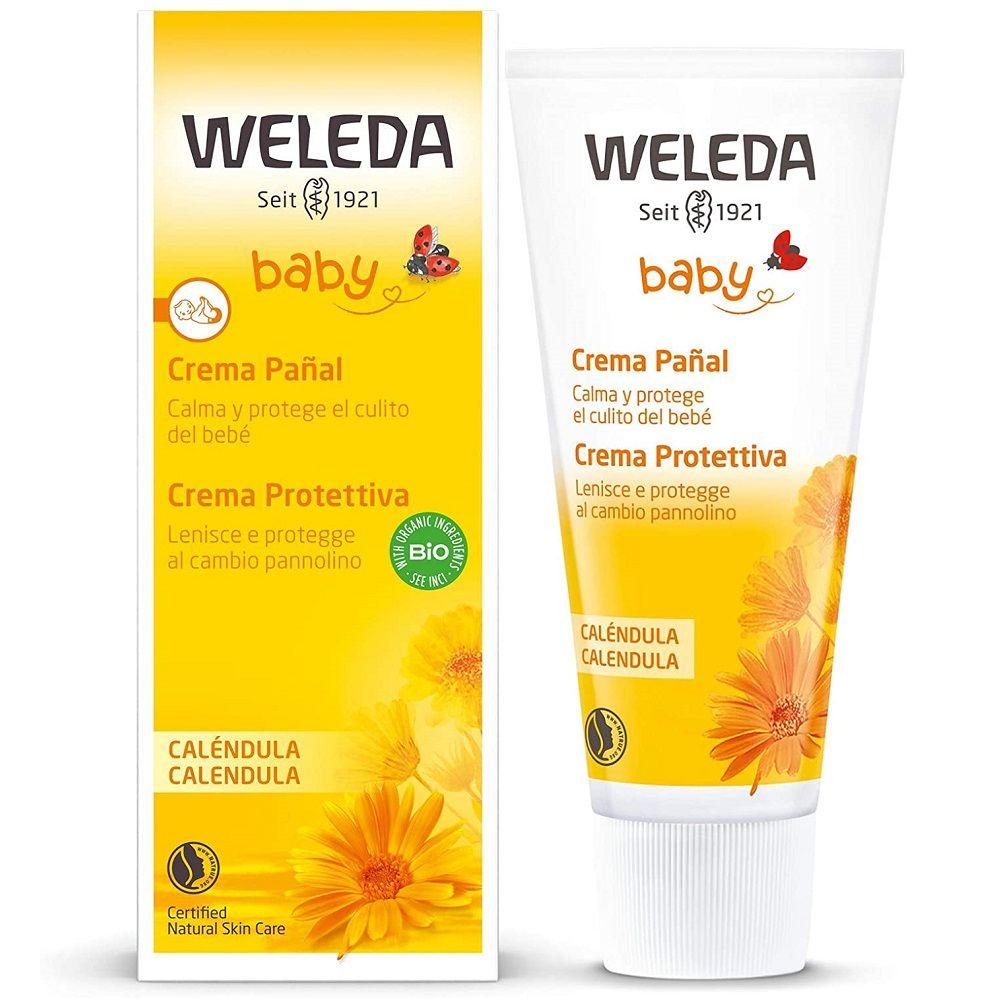Weleda Crema Protettiva Baby Calendula
