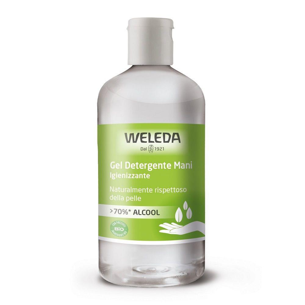 Weleda Gel detergente bio igienizzante mani 250ml