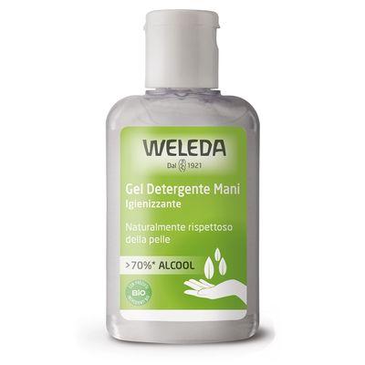 Weleda Gel detergente bio igienizzante mani 80ml