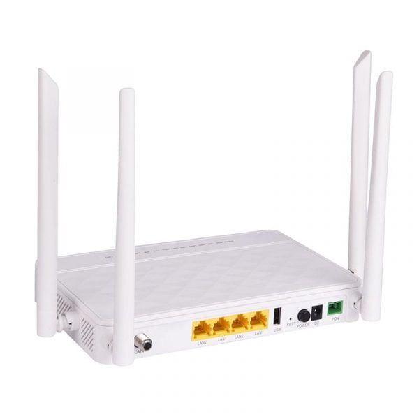 pon onu modem dbc ftth router onu fiber device price