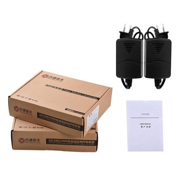 Media Converter BT FC111-06 package
