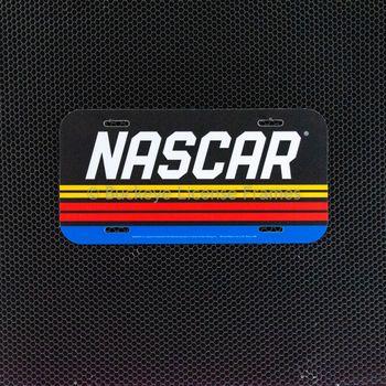 NASCAR Plastic License Plate