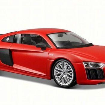 Audi R8 V 10 Plus Red 1/24 Maisto Collector Car