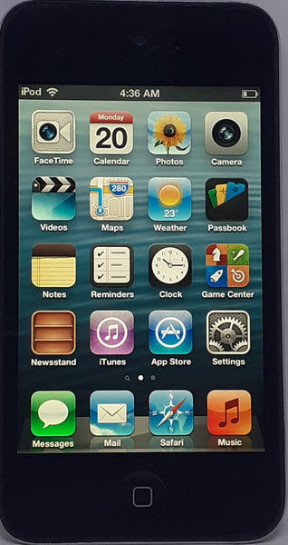 Buy Refurbished Apple iPod Touch 4th Gen 8GB Silver