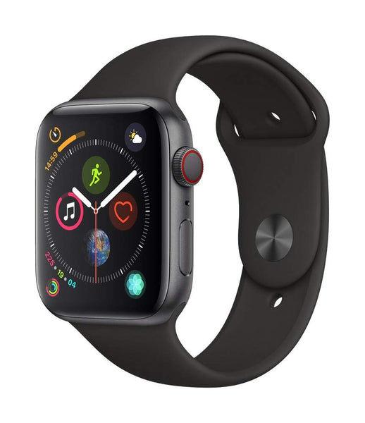 Apple Watch Series 4 (GPS) Aluminum 44MM Gray (Good condition)